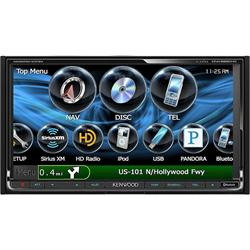 EXCELON AV NAVIGATION W/BLUETOOTH (DNX9990HD)