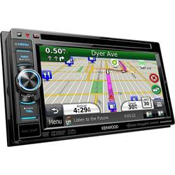 EXCELON AV NAVIGATION W/BLUETOOTH (DNX570HD)
