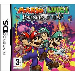MARIO & LUIGI 2: PARTNERS IN TIME