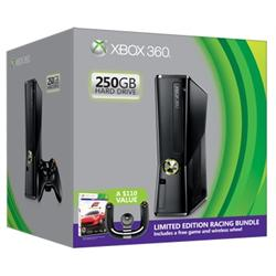 XBOX 360 S 250GB - FORZA BUNDLE