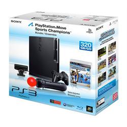 PLAYSTATION 3 320GB - MOVE BUNDLE
