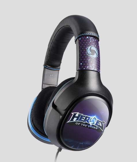 EAR FORCE BLIZZ HERO OF THE STORM