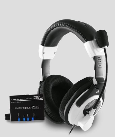 EAR FORCE DX11 (DSS/X11)