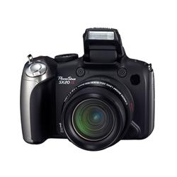 POWERSHOT SX20 IS 12.1MP